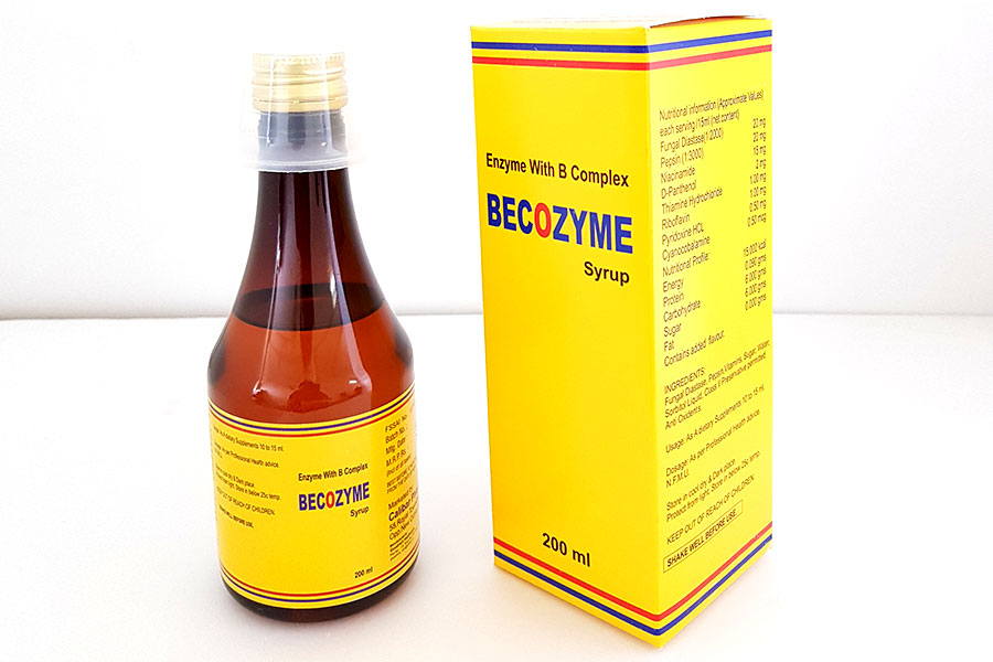 BECOZYME Syrup