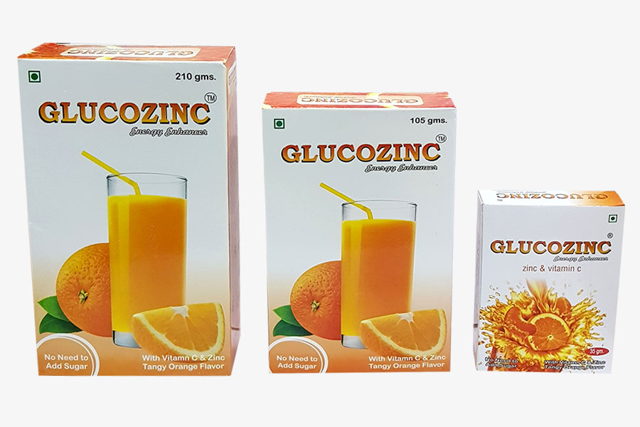 GLUCOZINC Powder